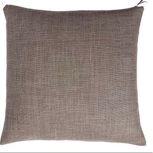 """New Pottery Barn Belgian Linen Pillow Cover 24"""""""